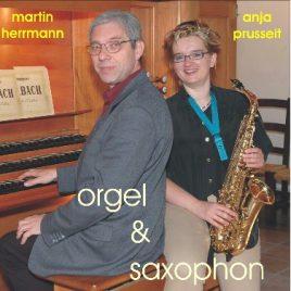 orgel-saxophon